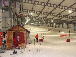 Snow Hall